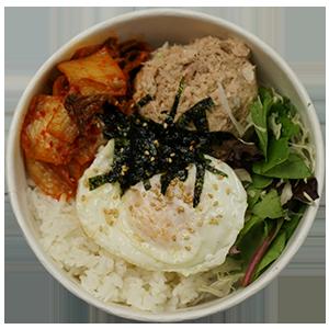 Kimchi Tuna Mayo