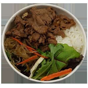 Beef Bulgogi CupBop
